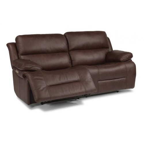 Apollo Power Reclining Sofa with Power Headrests