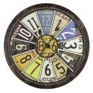 Hildale Clock Product Image