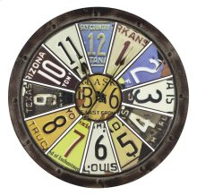 Hildale Clock