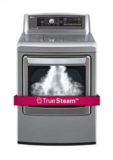 7.3 cu.ft. Ultra Large High Efficiency SteamDryer w/ SteamSanitary
