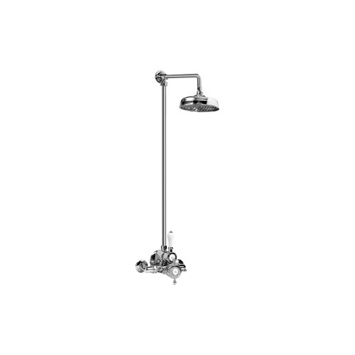 Exposed Thermostatic Shower System (Rough & Trim)