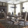 Liberty Furniture Industries Double Pedestal Table