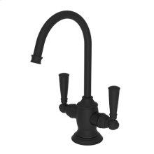 Flat Black Hot & Cold Water Dispenser