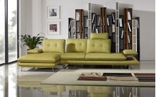 Green Sectional