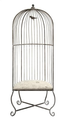 Dorchester Birdcage Accent Chair