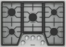 "30"" gas cooktop, 5 burner"