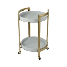 Pirouette Bar Cart