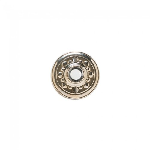 Bordeaux Doorbell Button Silicon Bronze Medium