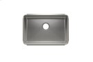 """Classic 003209 - undermount stainless steel Kitchen sink , 24"""" × 16"""" × 10"""" Product Image"""
