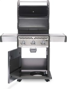 Rogue ® 425 Black Gas Grill