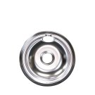 Smart Choice 8'' Chrome Drip Pan Product Image