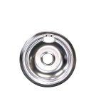 Smart Choice 8'' Chrome Drip Pan Product Image