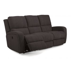 FLEXSTEELHOMEHammond Fabric Power Reclining Sofa