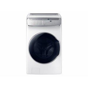WV9900 6.0 Total cu. ft. FlexWash Washer - WHITE