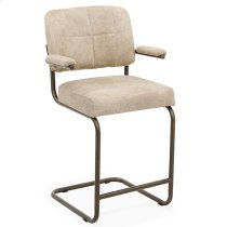 Breuer Counter Arm Chair (textured bronze) Product Image