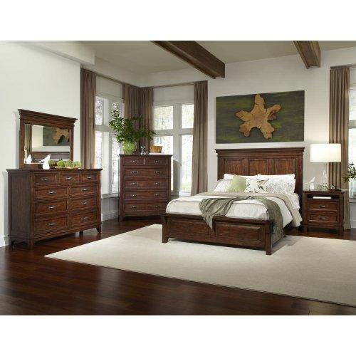 Star Valley Bedroom