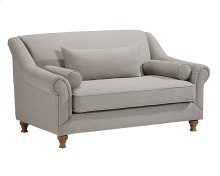 Flannel Rose Hill Loveseat