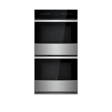 "NOIR 27"" Double Wall Oven with MultiMode® Convection System"