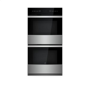 "Jenn-AirNOIR 27"" Double Wall Oven with MultiMode® Convection System"