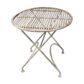 Barlow Iron Round Table