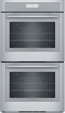 30-Inch Masterpiece® Double Wall Oven ME302WS
