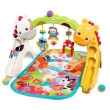 Newborn-to-Toddler Play Gym