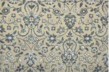 Glamour Kashan Glamk Ivory-b 13'