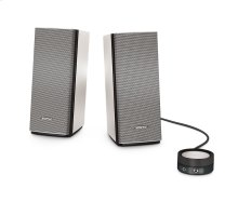 Companion 20 multimedia speaker system