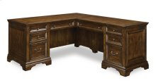 Woodlands L-Shaped Desk