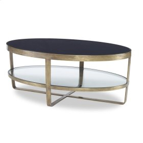 Joslyn Oval Cocktail Table