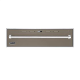 "Stone Gray 36"" Professional Warming Drawer - VEWD (36"" wide)"