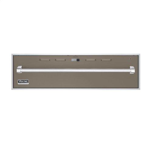 "Stone Gray 36"" Professional Warming Drawer - VEWD (36"" wide)"