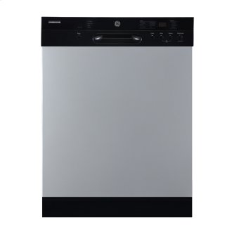 """GE 24"""" Built-In Front Control Dishwasher with Stainless Steel Tall Tub Stainless Steel - GBF532SSMSS"""