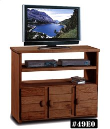 Three Door Entertainment Center