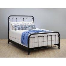 Braden Iron Bed