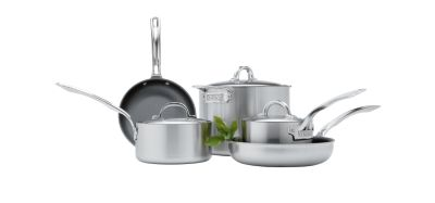 8 Piece Cookware Set with Non