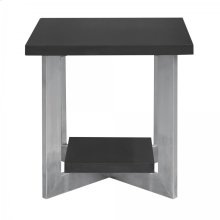 Armen Living Vermont Contemporary End Table