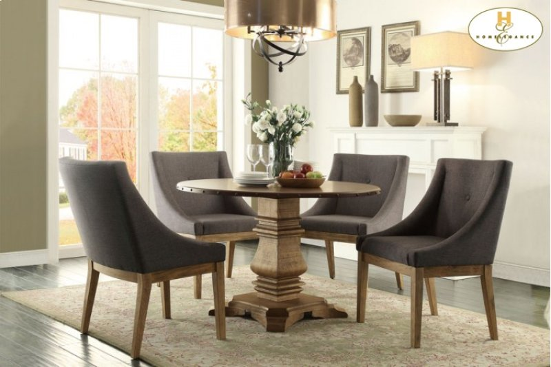 Additional Round Dining Table