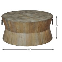Tribal Coffee Table