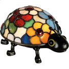 Flowered Ladybug Accent Lamp in Vintage Bronze Product Image