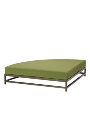 Cabana Club Cushion Party Lounger Quarter Section