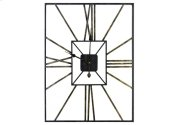Metal Wall Clock Product Image