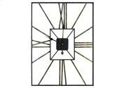 Metal Wall Clock Product Image