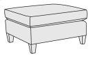Martin Ottoman Product Image