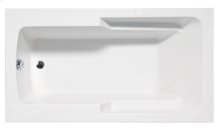 Tub Only/Soaker Rectangular with Airbath