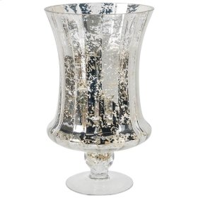 Mercury Candle Holder Lg.