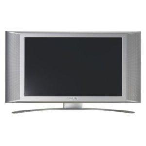 """Philips Flat TV 17PF9936 17"""" LCD HDTV monitor with Crystal Clear III"""