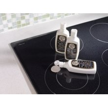 Glass Cooktop Cleaner (Bottle)