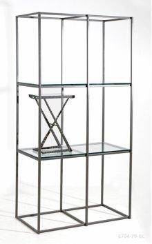 Drink Table Display Rack