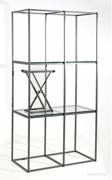 Drink Table Display Rack